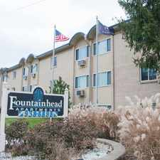 Rental info for Fountain Head Apartments