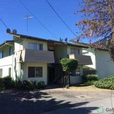 Rental info for Secluded Spacious One Bedroom One Bath Apartment with private patio. Park like setting easy access to Interstate 80 and minutes from Downtown Sacramento. in the Sacramento area