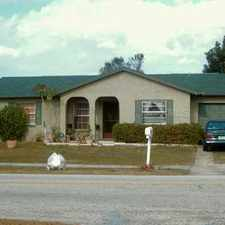 Rental info for 701 Royal Palm Dr- 3 bedroom 2 bath home located in Buenaventura lakes