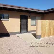 Rental info for FANTASTIC NORTH PHOENIX HOME WITH COMMUNITY POOL!!!