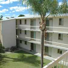 Rental info for 1 BEDROOM UNIT CLOSE TO UWA in the Crawley area