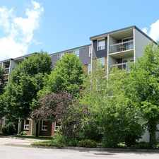 Rental info for 2 Bedroom Apartment for Rent: 42 Campbell Crt., Stratford in the Stratford area