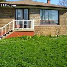 Rental info for 1400 3 bedroom House in Toronto Area Scarborough in the Kennedy Park area