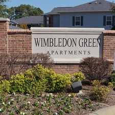 Rental info for Wimbledon Green Apartments