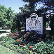 Rental info for Garden Quarter Apartments