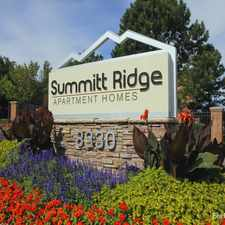 Rental info for Summitt Ridge