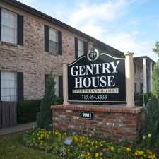 Rental info for Gentry House