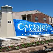 Rental info for Captain's Landing