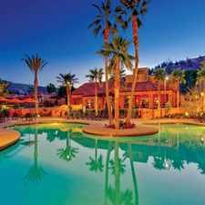 Rental info for Malibu Canyon Apartments