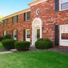 Rental info for Hampton Court Apartments of Indianapolis