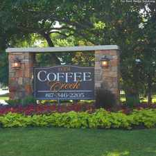 Rental info for Coffee Creek in the Fort Worth area