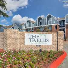 Rental info for Trellis at Lake Highlands, The