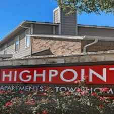 Rental info for Highpoint Townhomes