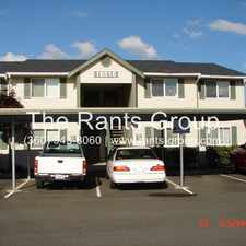 Rental info for 16516 Creek Lane Yelm, WA 98597