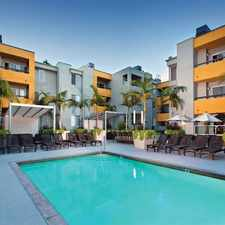 Rental info for The Crescent at West Hollywood