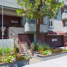 Rental info for Ridgeview Apartments in the Los Angeles area
