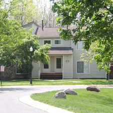 Rental info for Woods Edge in the Castleton area