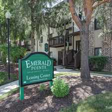 Rental info for Emerald Pointe Apartments