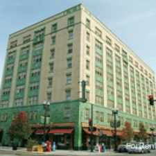 Rental info for The Belle Shore Apartments in the Chicago area