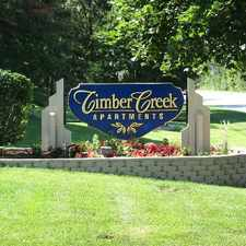 Rental info for Timber Creek Apartments