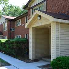 Rental info for Colonial Manor Apartments in the Darien area