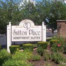 Rental info for Sutton Place Rental Community