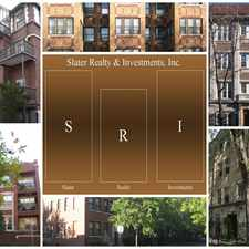 Rental info for Slater Realty Uptown and Lakeview Neighborhood Apartments