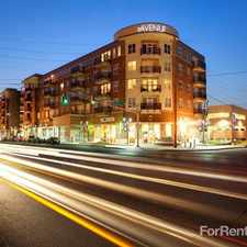 Rental info for The Avenue - Creative Living