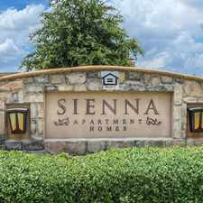 Rental info for Sienna Apartments