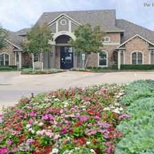 Rental info for Preserve at Colony Lakes, The in the Houston area