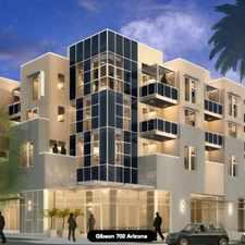 Rental info for Gibson Santa Monica
