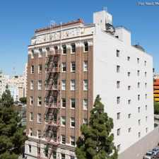 Rental info for South Park Lofts in the Los Angeles area