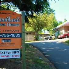 Rental info for Woodland Townhomes