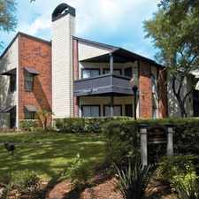 Rental info for Apartment Science in the Sugar Land area