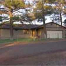 Rental info for House in Show Low (Downtown)