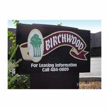 Rental info for Birchwood Apartments