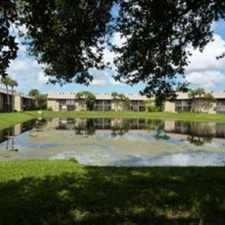 Rental info for Each unit includes washer & dryer and water, near Elementary School and nice quite community, easy to move in, fill out free application now in the Lauderhill area