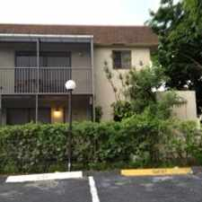 Rental info for Great unit in great area,close to major highways,shop malls,dept stores,banks,many gas station,seven11,etc.About a mile from US1(Federal),Less than 10 min driving to the beach!All updated unit great price! in the Pompano Beach area