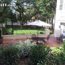 Rental info for $2475 1 bedroom Apartment in Georgetown in the Washington D.C. area