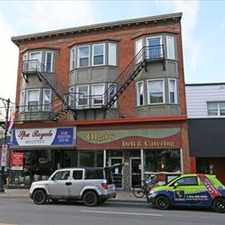 Rental info for Bank St. and Chamberlain Ave: 1 Rosebury Avenue, 1BR in the Ottawa area