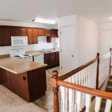 Rental info for AVAILABLE NOW- 3 Bedroom 2 Bath Four Winds Village Townhome For Rent In Manhattan KS