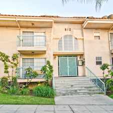 Rental info for CYPRESS - 1BD+1BTH IN BURBANK - OPEN HOUSE SATURDAY! in the Los Angeles area