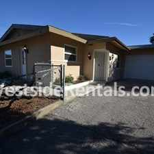 Rental info for Come and see this cozy ranch style home situated on a large lot