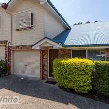 Rental info for FANTASTIC TOWNHOUSE IN THE HEART OF GREENSLOPES in the Brisbane area