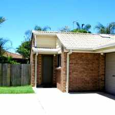 Rental info for Spacious 3 bedroom duplex in Coombabah in the Gold Coast area