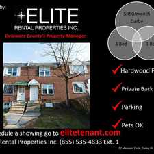 Rental info for 52 Mermont Circle