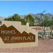 Rental info for Beautiful 3 Bedroom 2 1/2 Bath in the Tucson area