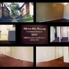 Rental info for $825 2 bedroom Apartment in Highland