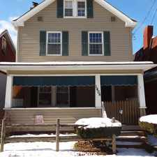 Rental info for 1404 Maple St in the McKeesport area