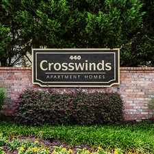 Rental info for Crosswinds Apartments